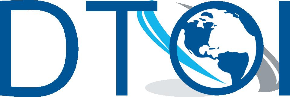 Logo société Delacroix Transit Ocean Indien